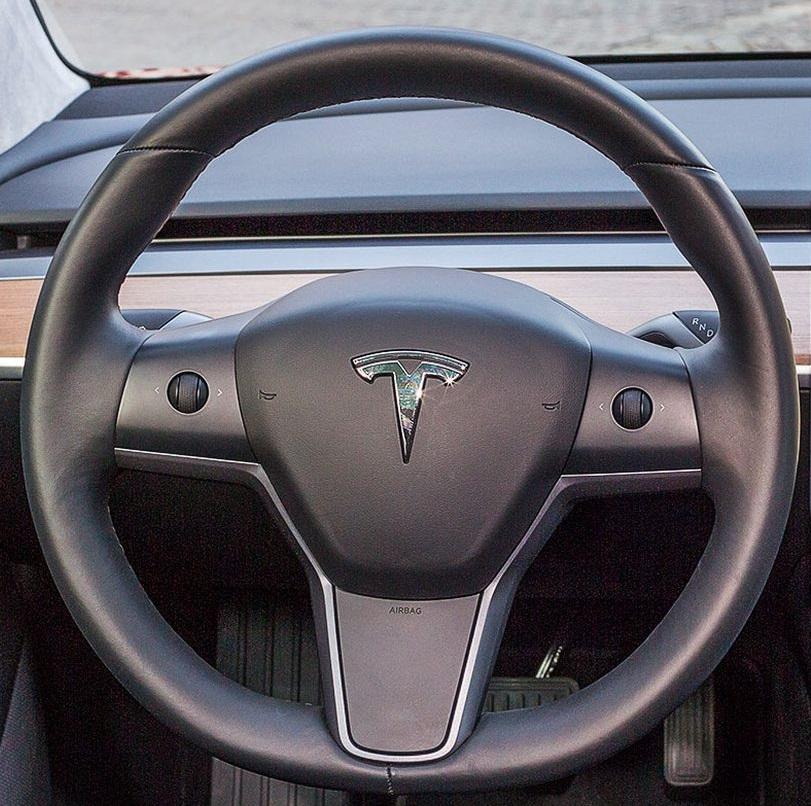 Model 3 Steering Wheel